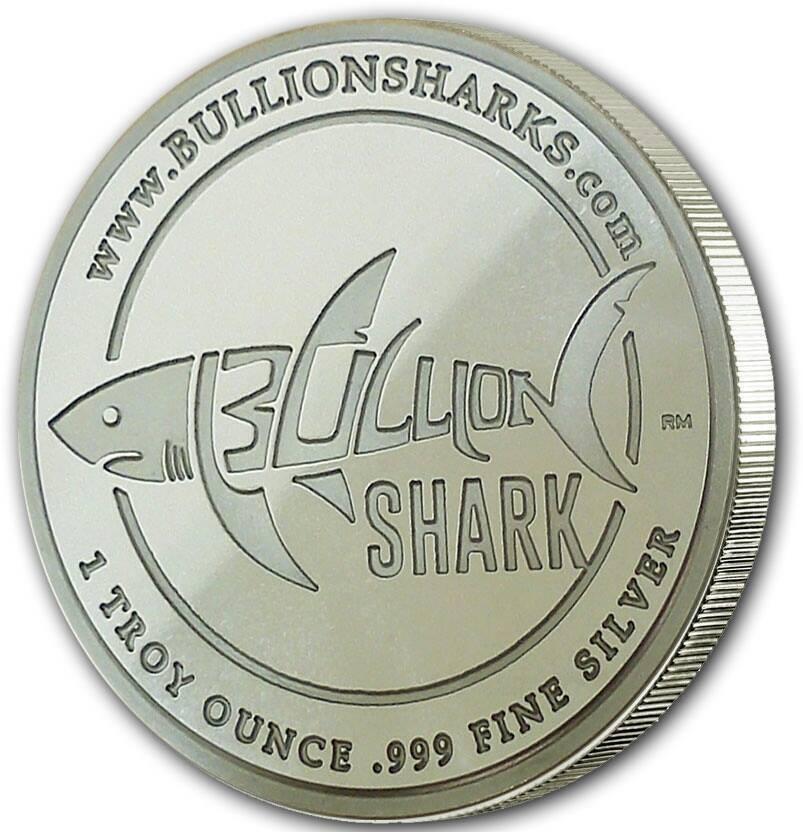 Bullion Shark Offers Stunning Privately Minted Bullion